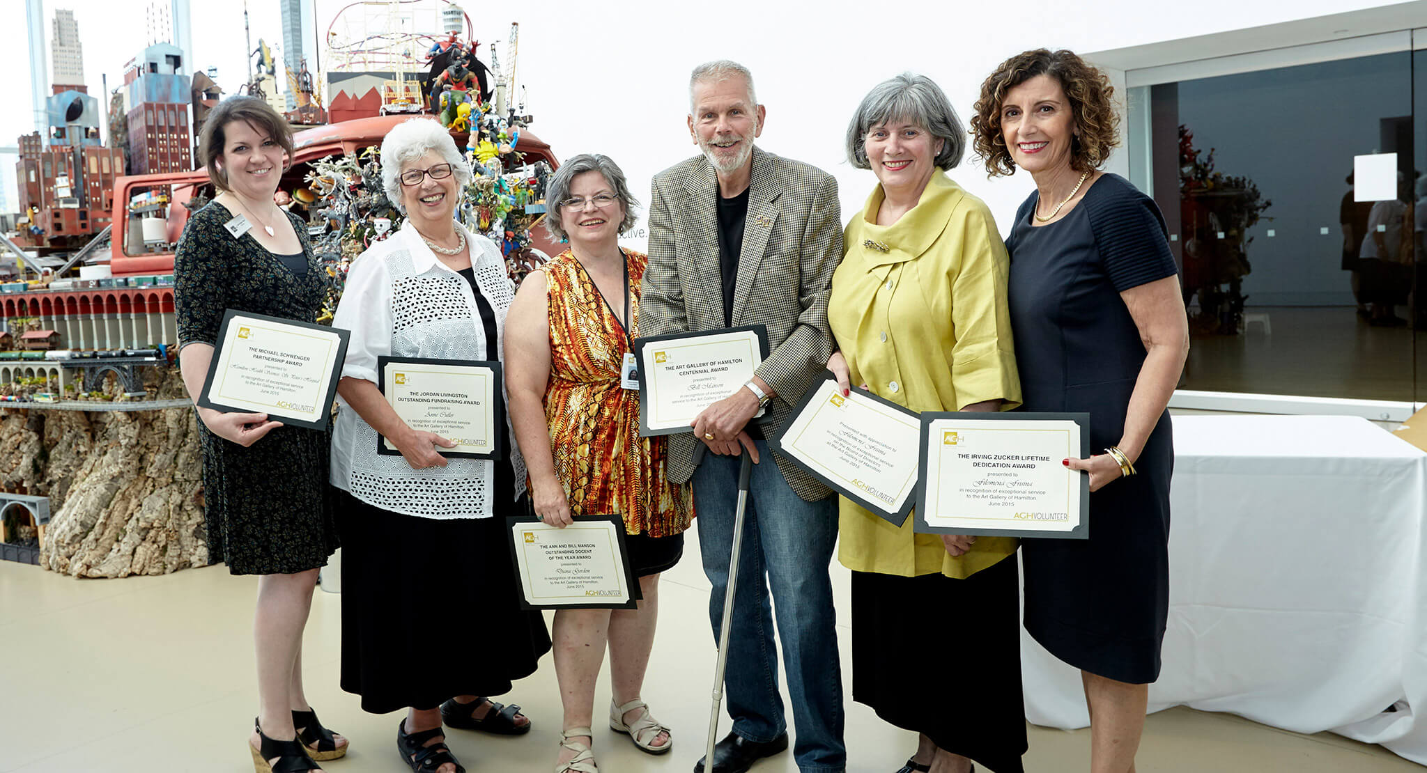 Volunteer Appreciation Runs Deep at the AGH
