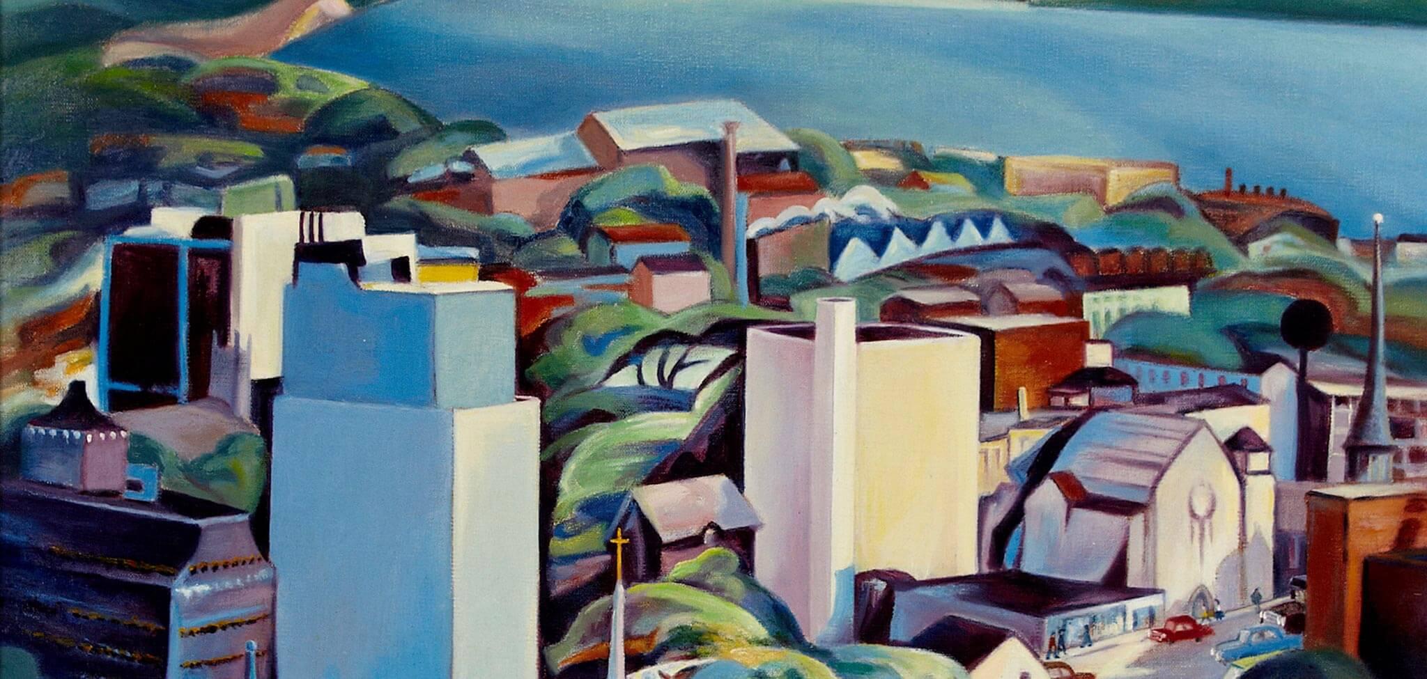 Art Gallery of Hamilton - Saga of a City: Hamilton at 200