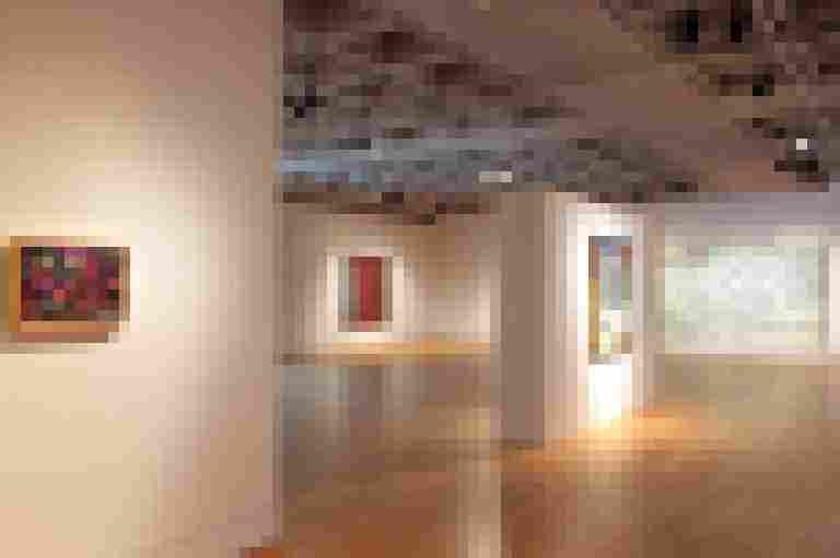 Art Gallery of Hamilton - Staging Abstraction: Paintings from the Collection