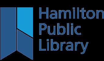 Logo for Hamilton Public Library