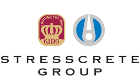 Logo for: Stresscrete Group