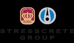 Logo for: Stresscrete Group