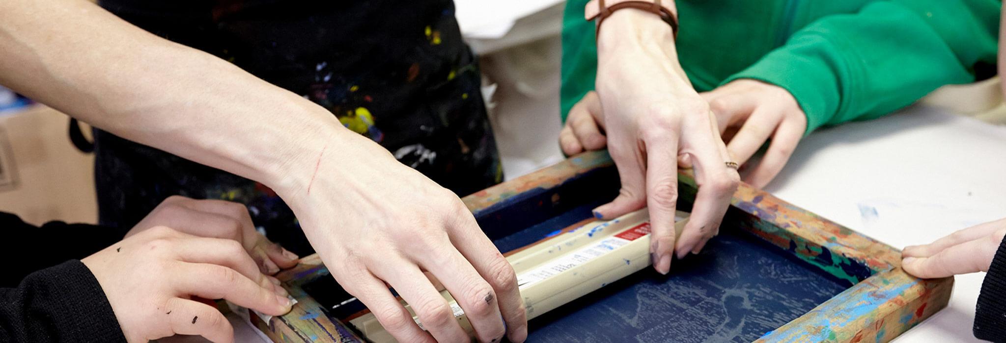 Art Gallery of Hamilton - Educators - Studio Programs