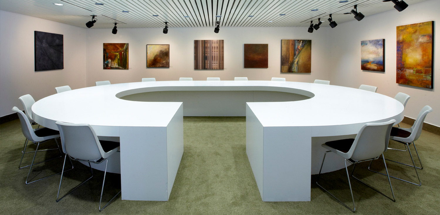 Our Spaces - AGH Board Room - Art Gallery of Hamilton