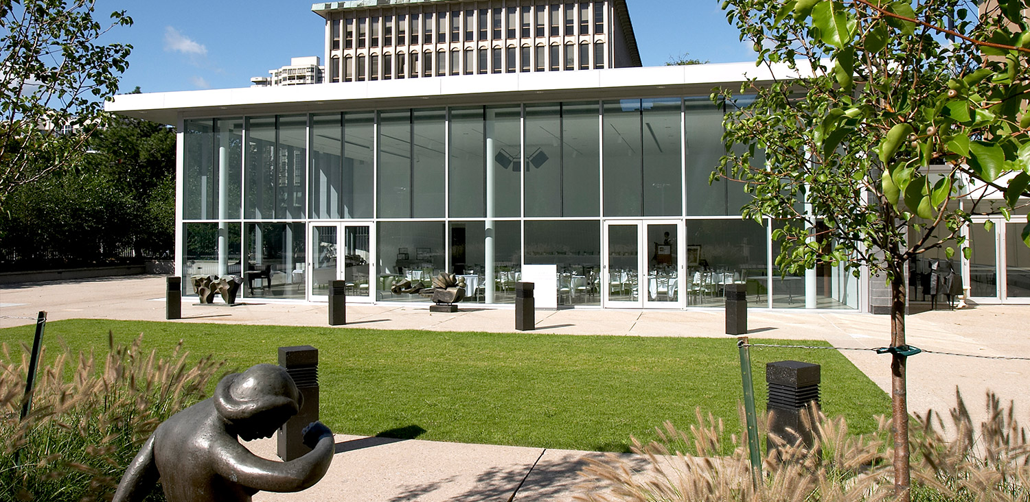 Our Spaces - Irving Zucker Sculpture Garden - Art Gallery of Hamilton
