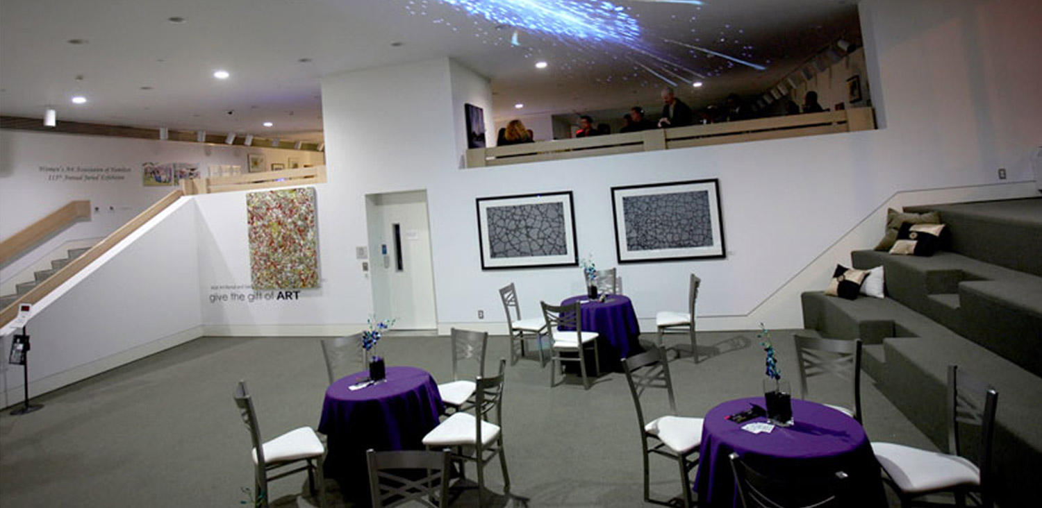Our Spaces - Jean and Ross Fischer Gallery and Lounge - Art Gallery of Hamilton