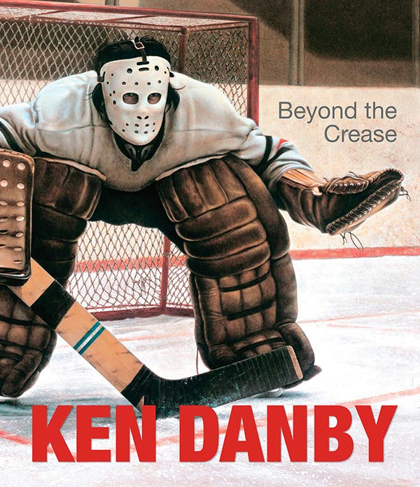 Catelogue - Ken Danby: Beyond the Crease
