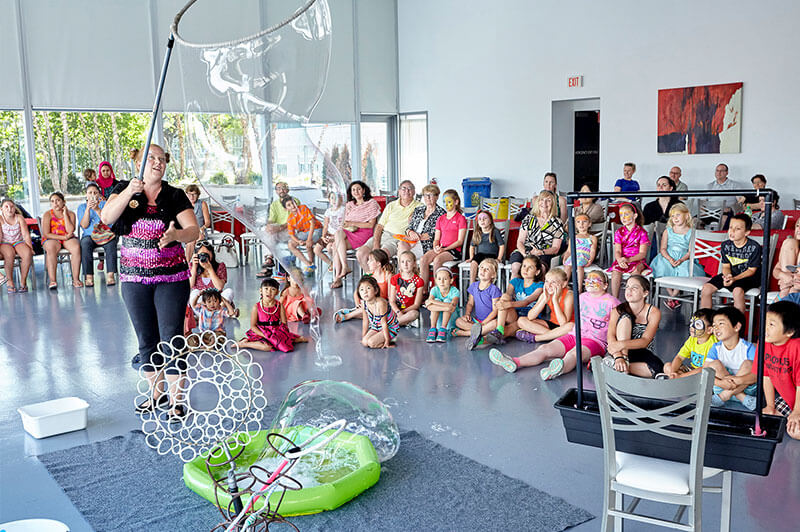 Art Gallery of Hamilton - Kids & Families - Annual Summer Picnic