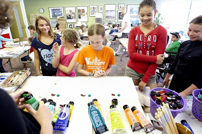 Art Gallery of Hamilton - Art Express Summer Camp