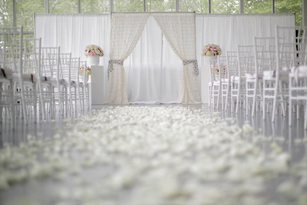 Art Gallery of Hamilton Weddings - Event Decor