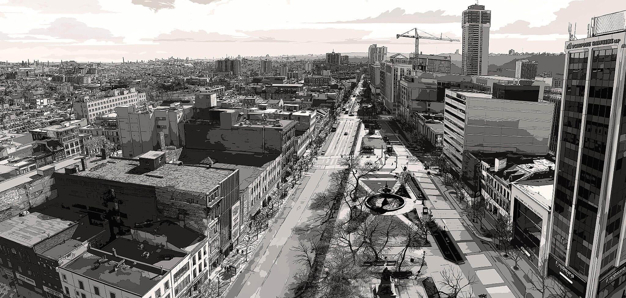 Art Gallery of Hamilton - The Shifting City