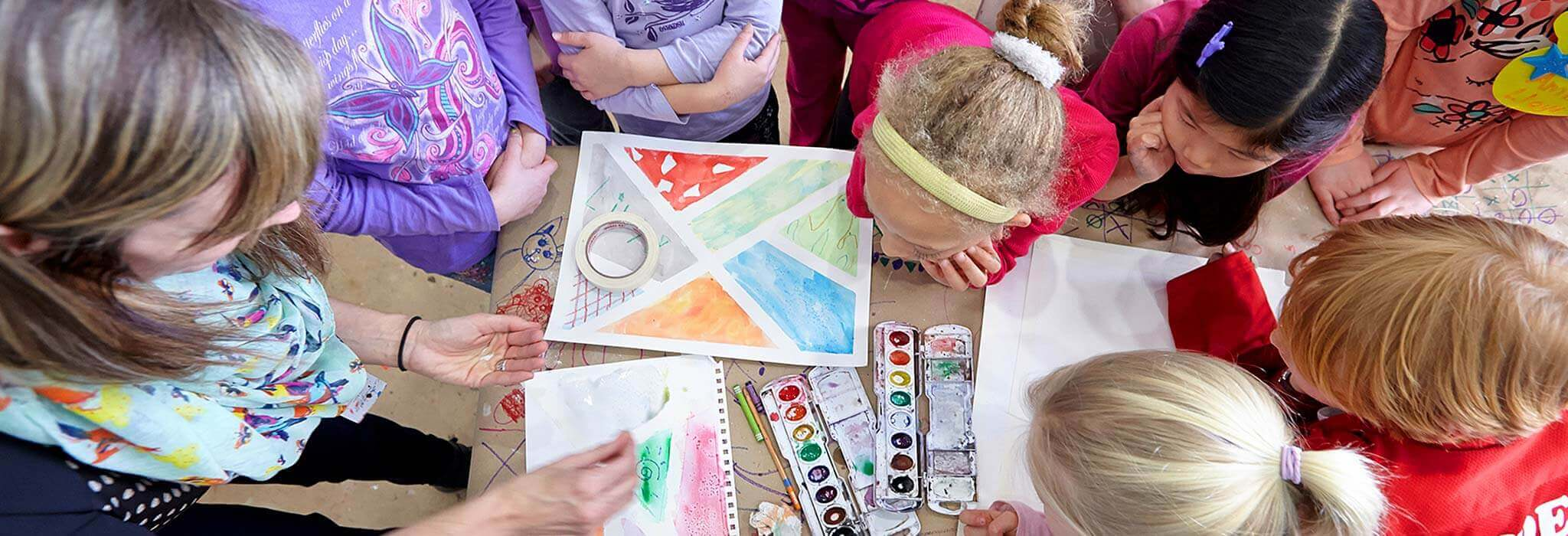 Art Gallery of Hamilton - Day Camp Program Information