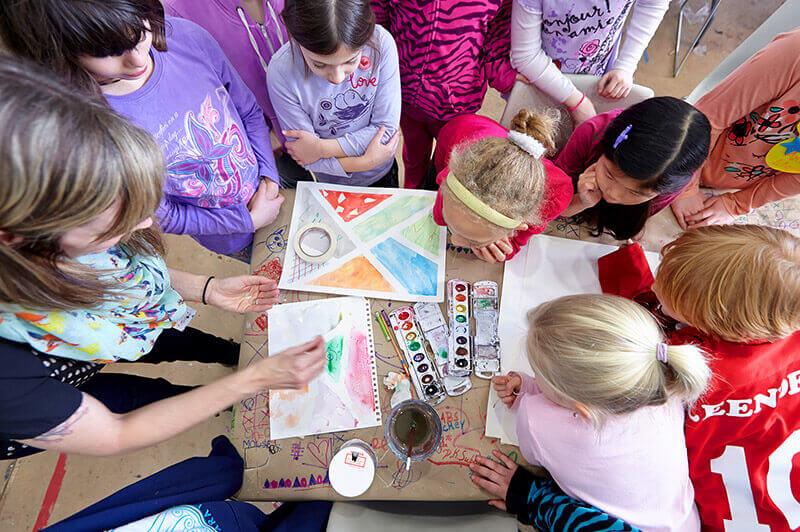 Art Gallery of Hamilton - Day Camps - Day Camp Program Information