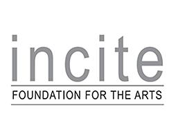 Logo for: Incite Foundation for the Arts
