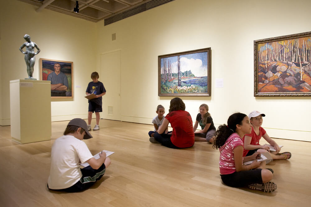 Art Gallery of Hamilton - PA Day Camp