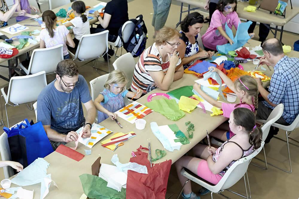 Summer Weekend Workshops - Art Gallery of Hamilton