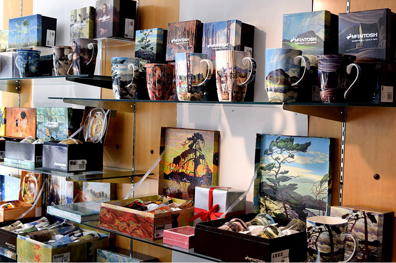 Art Gallery of Hamilton - The Shop at AGH - Corporate Gifts