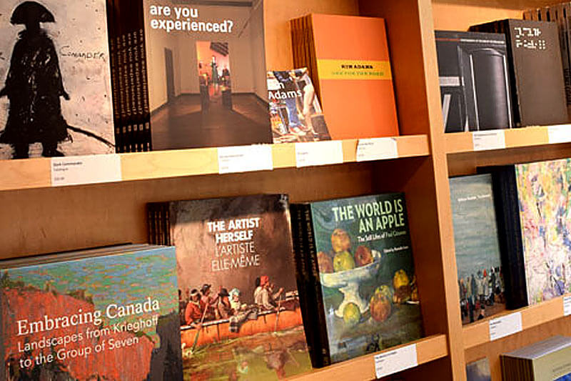 Art Gallery of Hamilton - The Shop at AGH - Exhibition Catalogues