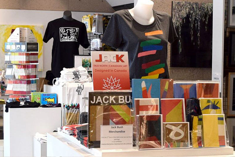 Art Gallery of Hamilton - The Shop at AGH - Exhibition Merchandise
