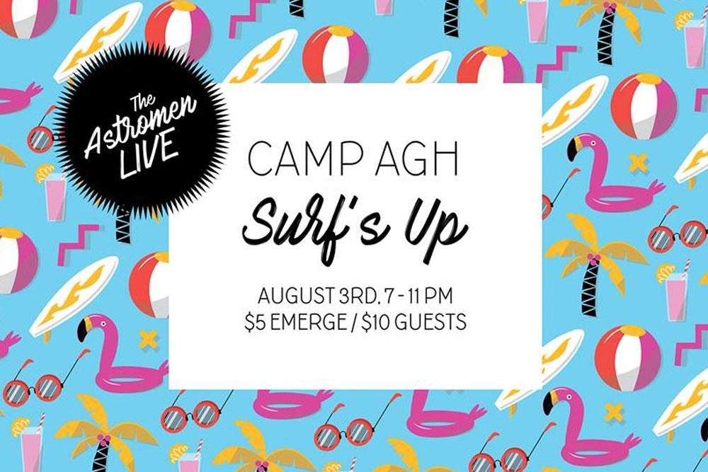 EMERGE AGH Camp 2017