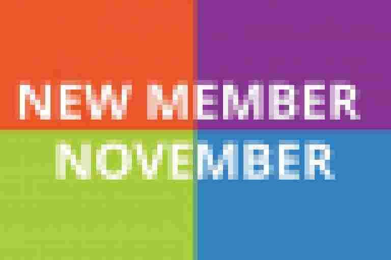 New Member November