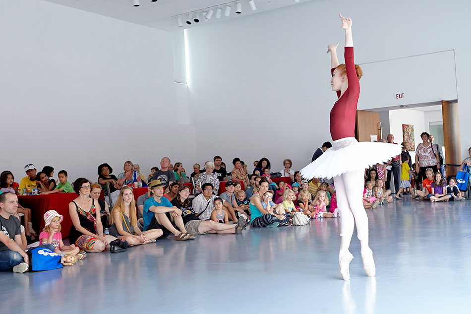 Enjoy a performance by Ballet Jörgen at the Annual Family Picnic & Open House.