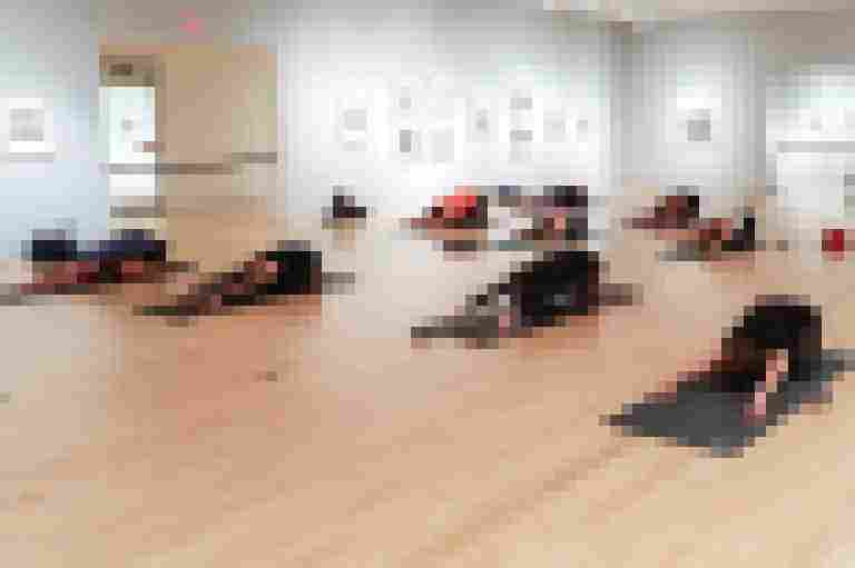Yoga at the Gallery – Ritual Flow: Mindful Movement