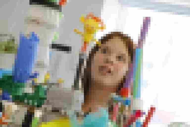 Childrens' Studio Class: STEAM Art Lab