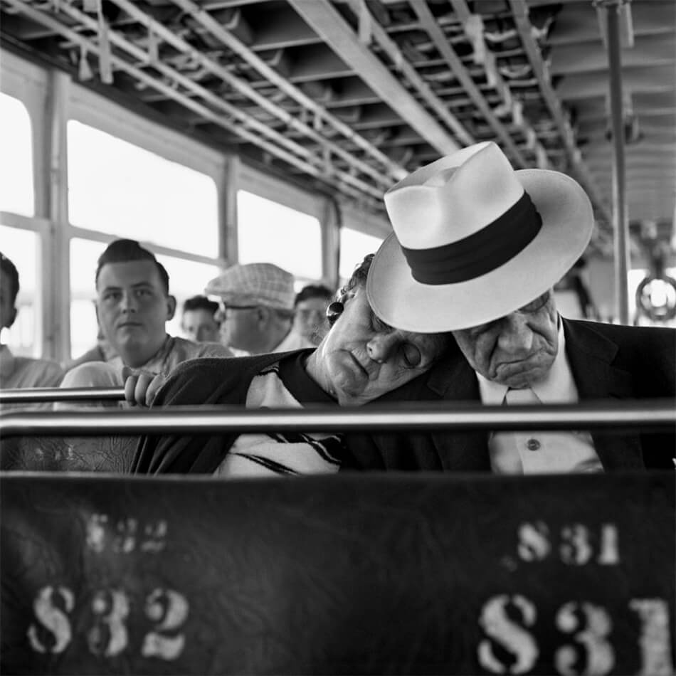 Vivian Maier (American 1926-2009), Florida, April 7, 1960, ©Estate of Vivian Maier, Courtesy of Maloof Collection and Howard Greenberg Gallery, NY