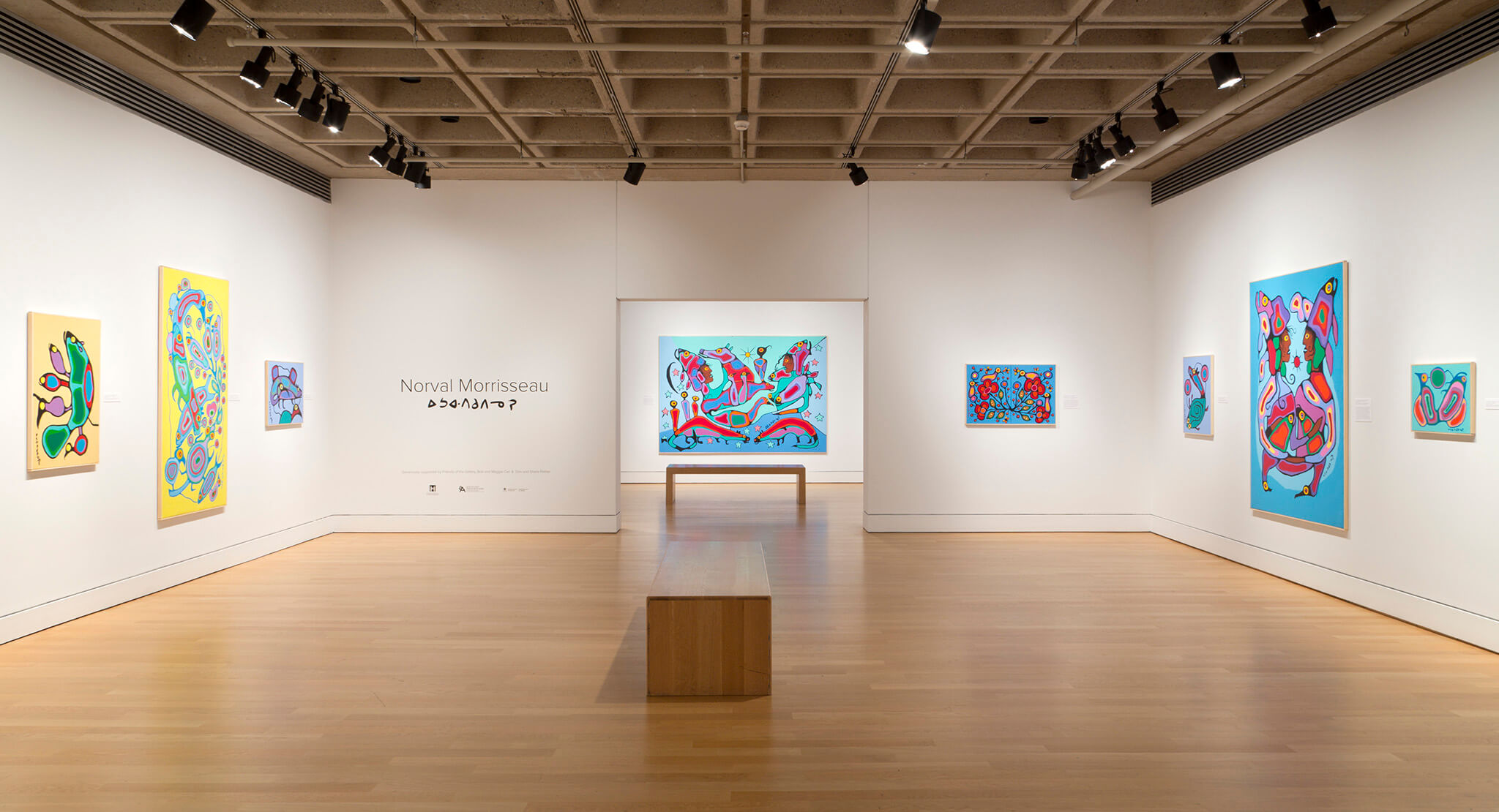 The Four R's of Morrisseau