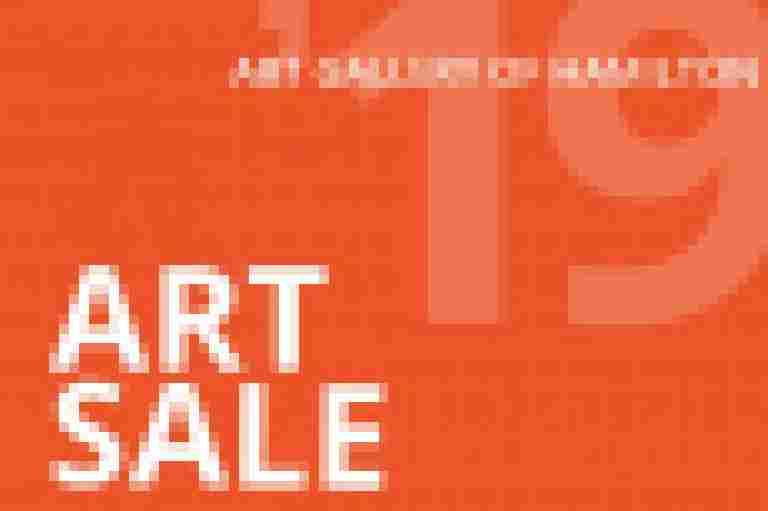 2019 AGH Art Sale