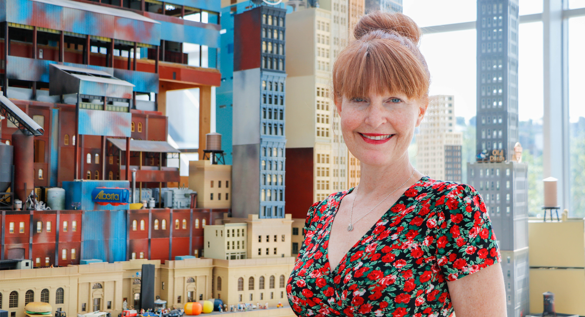 In the Class and On the Walls: An Interview with Educational Outreach Manager, Sara Dickinson