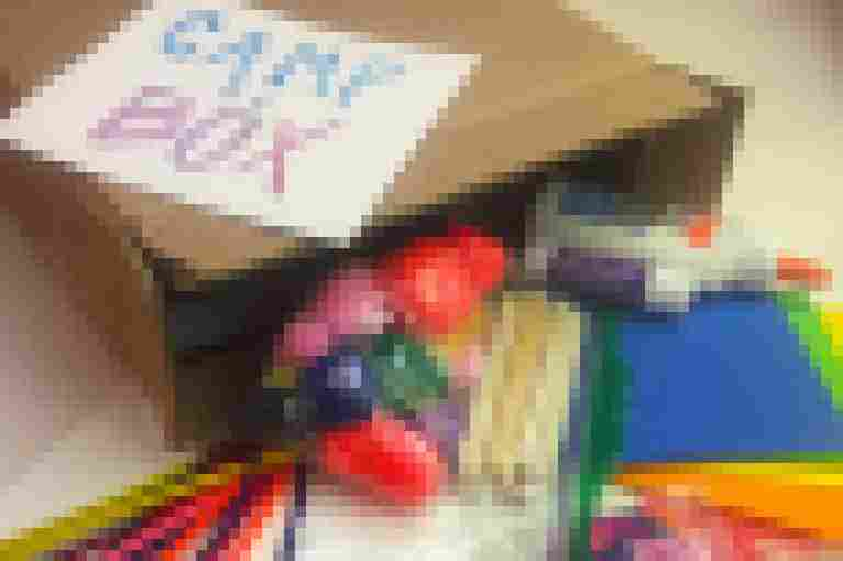 Camp-in-a-Box: Mixed Media