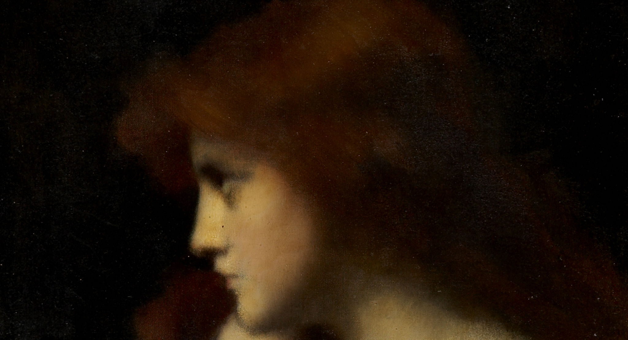 The Artist's Dream Exhibition Showcase: Jean-Jacques Henner's Contemplation