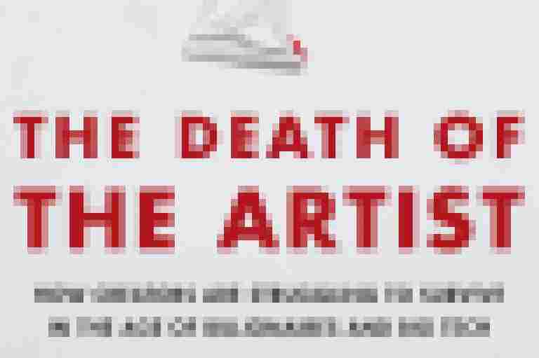 AGH Reads: The Death of the Artist