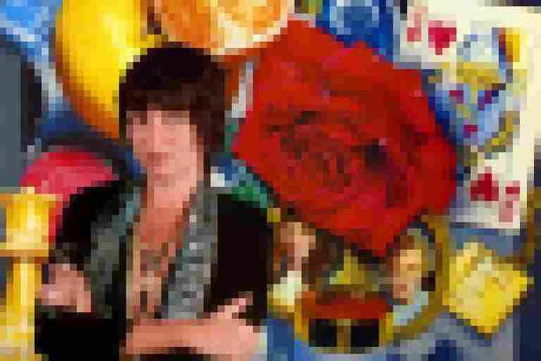 Online Film Series: Queen of Hearts: Audrey Flack
