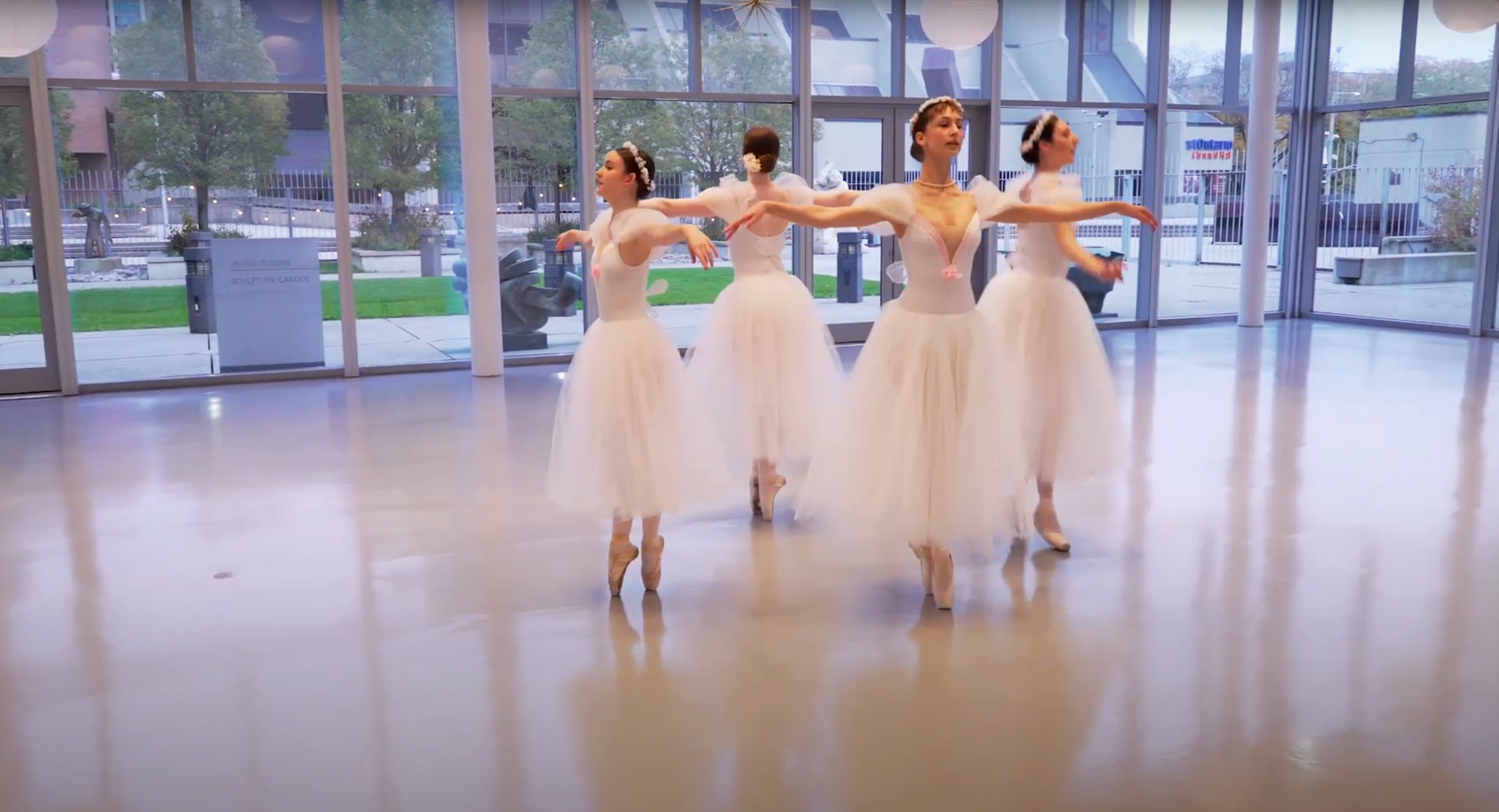 Behind the Scenes: Hamilton City Ballet