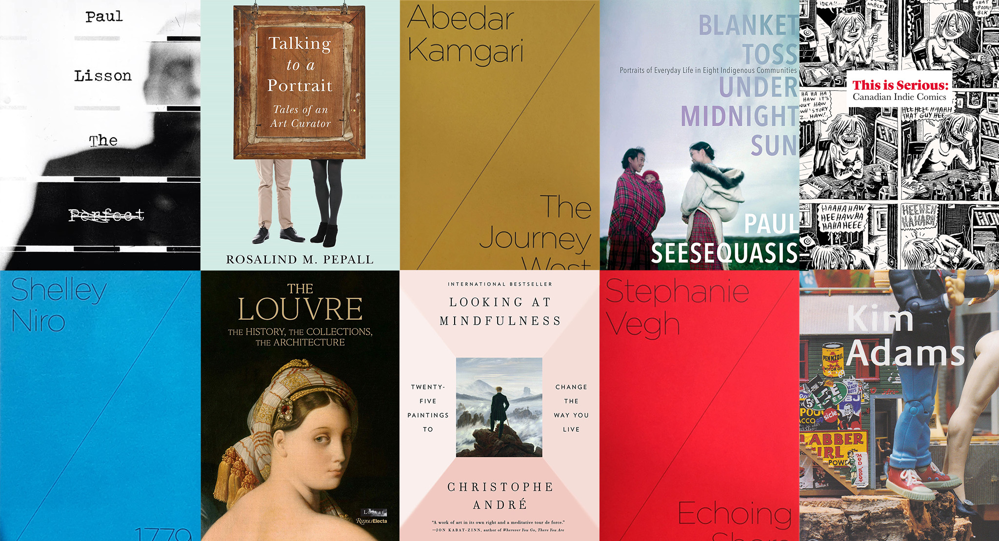 Staff Picks: Find your Next Read at the Shop at AGH
